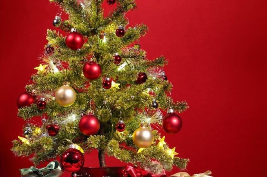 buy USB Christmas trees