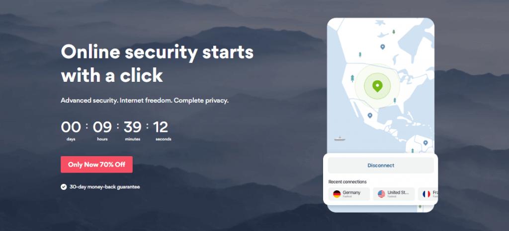 NordVPN is one of the best VPN apps