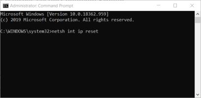 Cara Reset Pengaturan Jaringan Di Windows