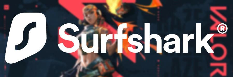 use Surfshark for Valorant