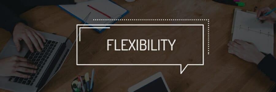 VPN flexibility