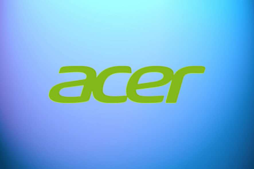Acer curved monitor deals