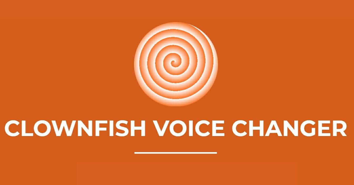 Clownfish Voice Changer 1