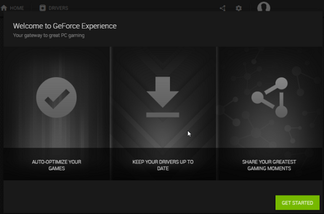 GeForce Experience how to update drivers acer predator helios 300