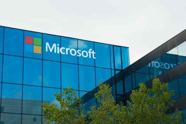 Microsoft quarter report