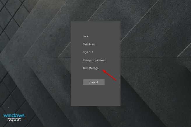Windows 11 security screen