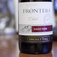 Review: Frontera Wines - Central Valley Pinot Noir (2013)
