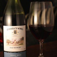 Review: Tyrrell's Wines - Old Winery,Pinot Noir (2015)