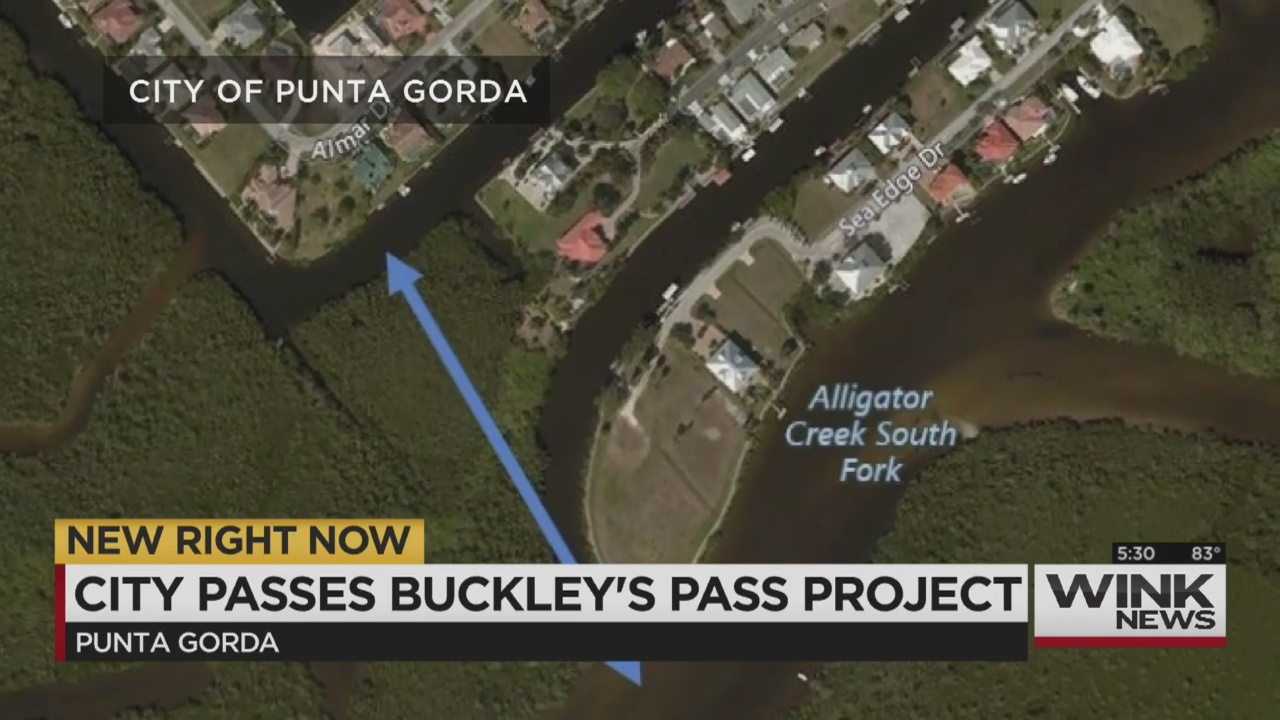 Who Will Pay For The Charlotte Harbor Project