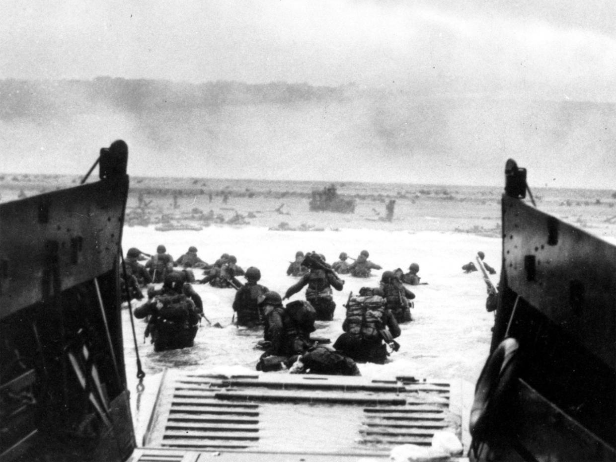 What Is D Day Remembering The Storied Invasion Of