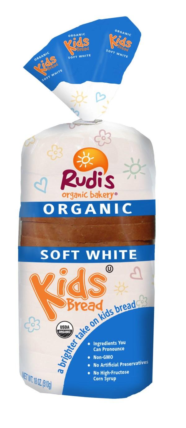 Rudi39s Organic Bakery Launches FirstEver Organic Kids Bread