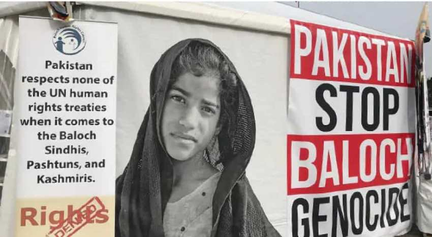 Baloch, Pashtun facing worst human rights crisis, say activists at UNHRC,  South Asia News | wionews.com