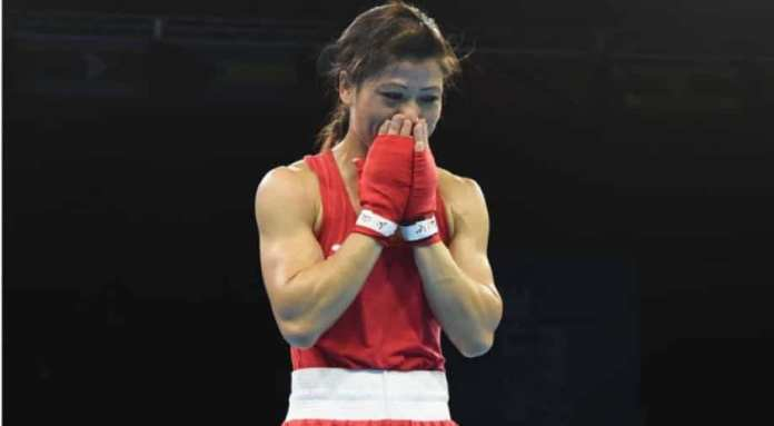 Tokyo Olympics: Boxing queen Mary Kom takes on bronze-medalist Ingrit  Valencia in round of 16, Sports News   wionews.com