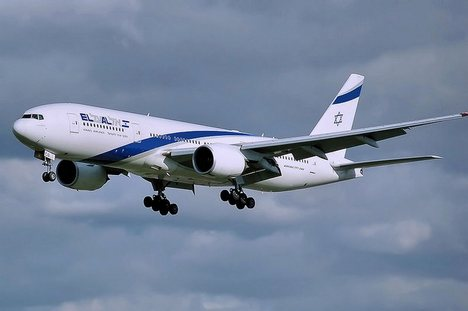 El Al Airplane