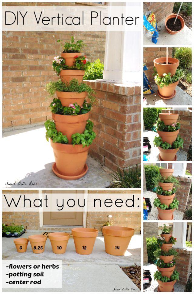 Mini Terra Cotta Clay Pots