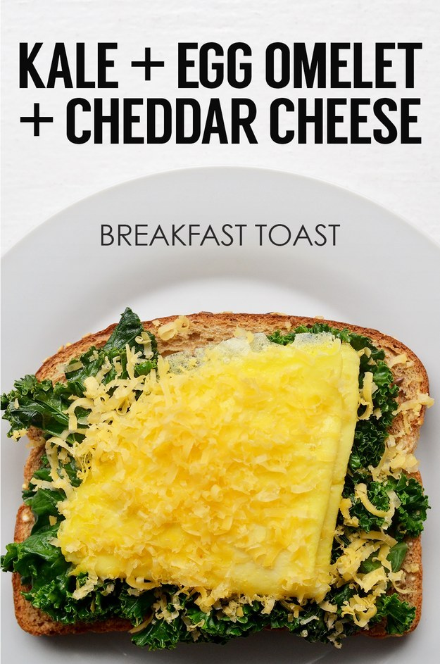 Creative Breakfast Toasts 13