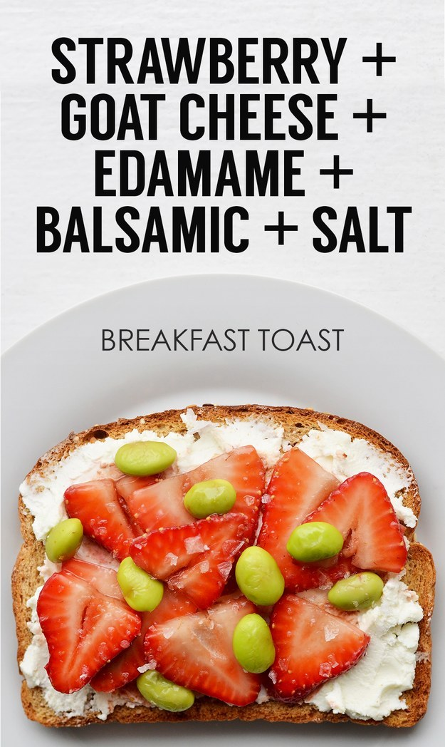 Creative Breakfast Toasts 15