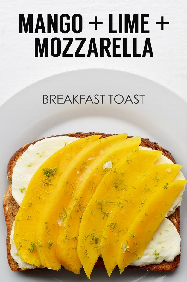 Creative Breakfast Toasts 2