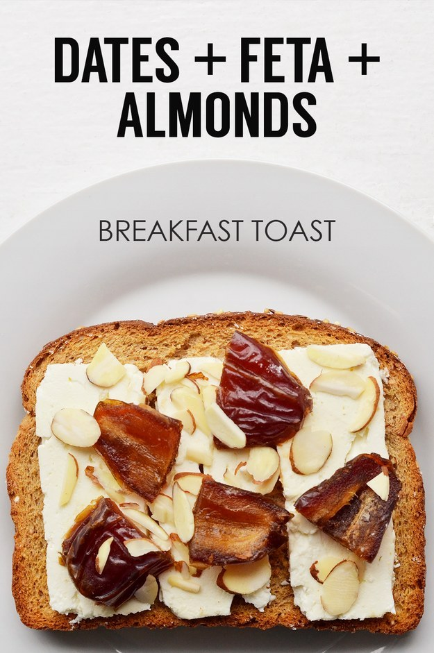 Creative Breakfast Toasts 7