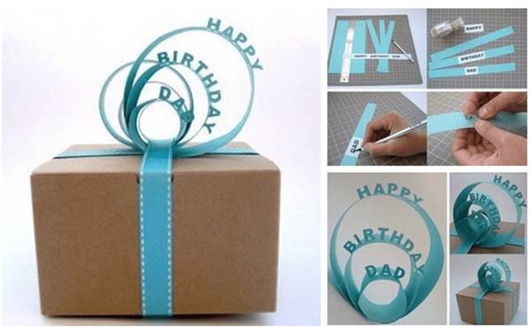 paper gift topper F