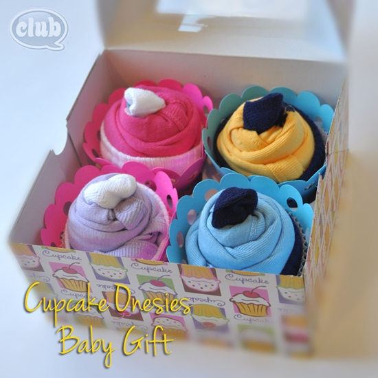 cupcake gift for baby3