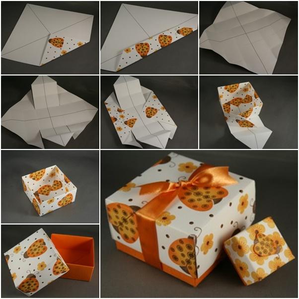 DIY-Paper-origami-gift-box