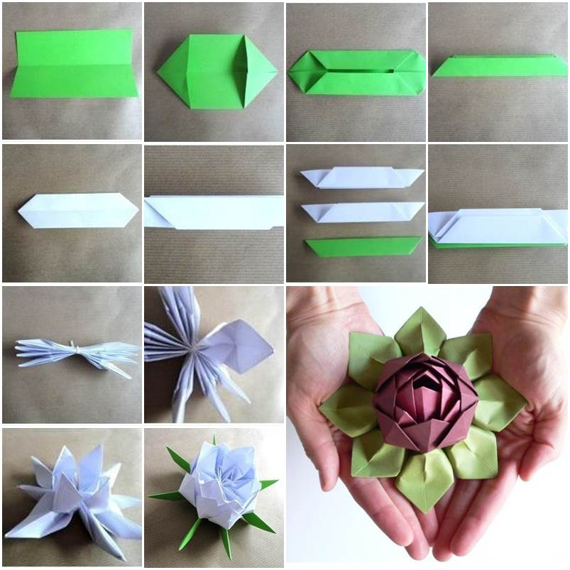 Diy Easy Paper Christmas Decorations
