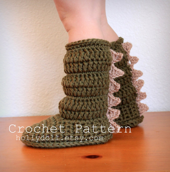 Hollydoll Slipper Boots6.1