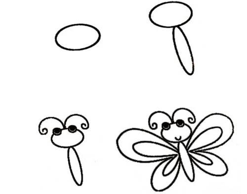 View In Gallery How To Draw Easy Animal Figures Simple