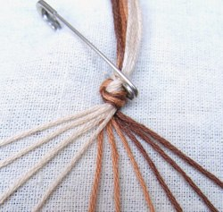 How to Weave DIY Simple Bracelet 1 Wonderful DIY Simple Woven Bracelet