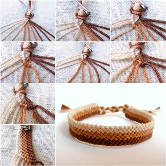 How-to-Weave-DIY-Simple-Bracelet