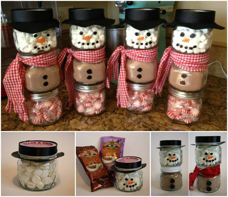 DIY-Hot-Cocoa-Snowman-Gift-wonderuful DIY