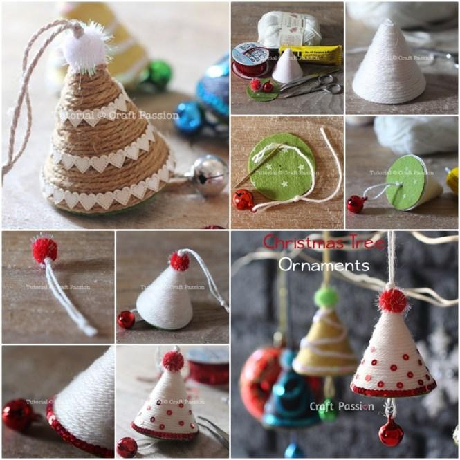 Diy Accessory Snowflake Ornaments