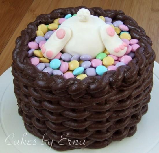Ideas Easter Cupcake