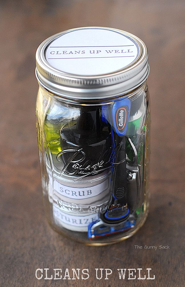 Cleans up Well - Gift in a Jar