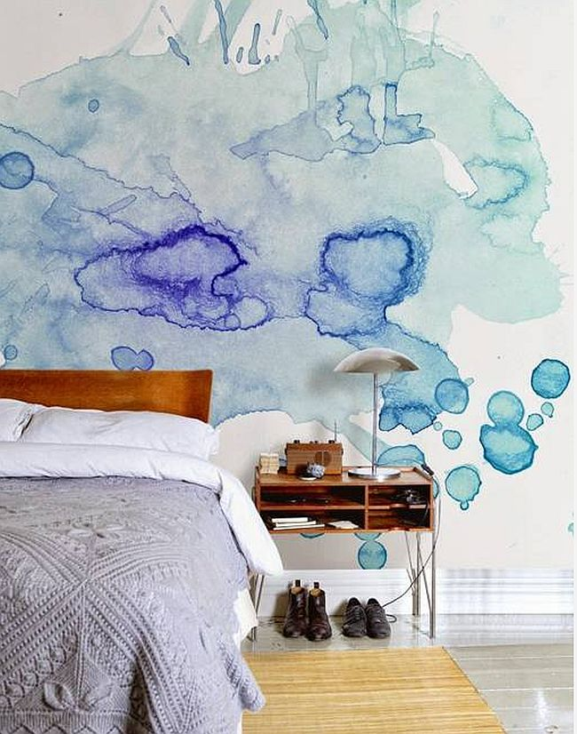 Creative Ways to Liven Up Walls with Paint on Creative Wall  id=87424