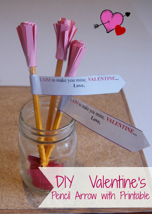 Cute Valentines Day Crafts For Kids