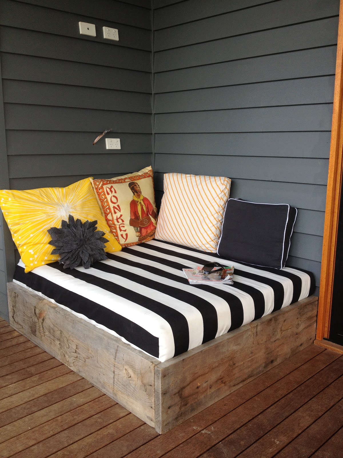 Free Outdoor Furniture Plans Help You Create Your Own ... on Belham Living Lilianna Outdoor Daybed id=29960