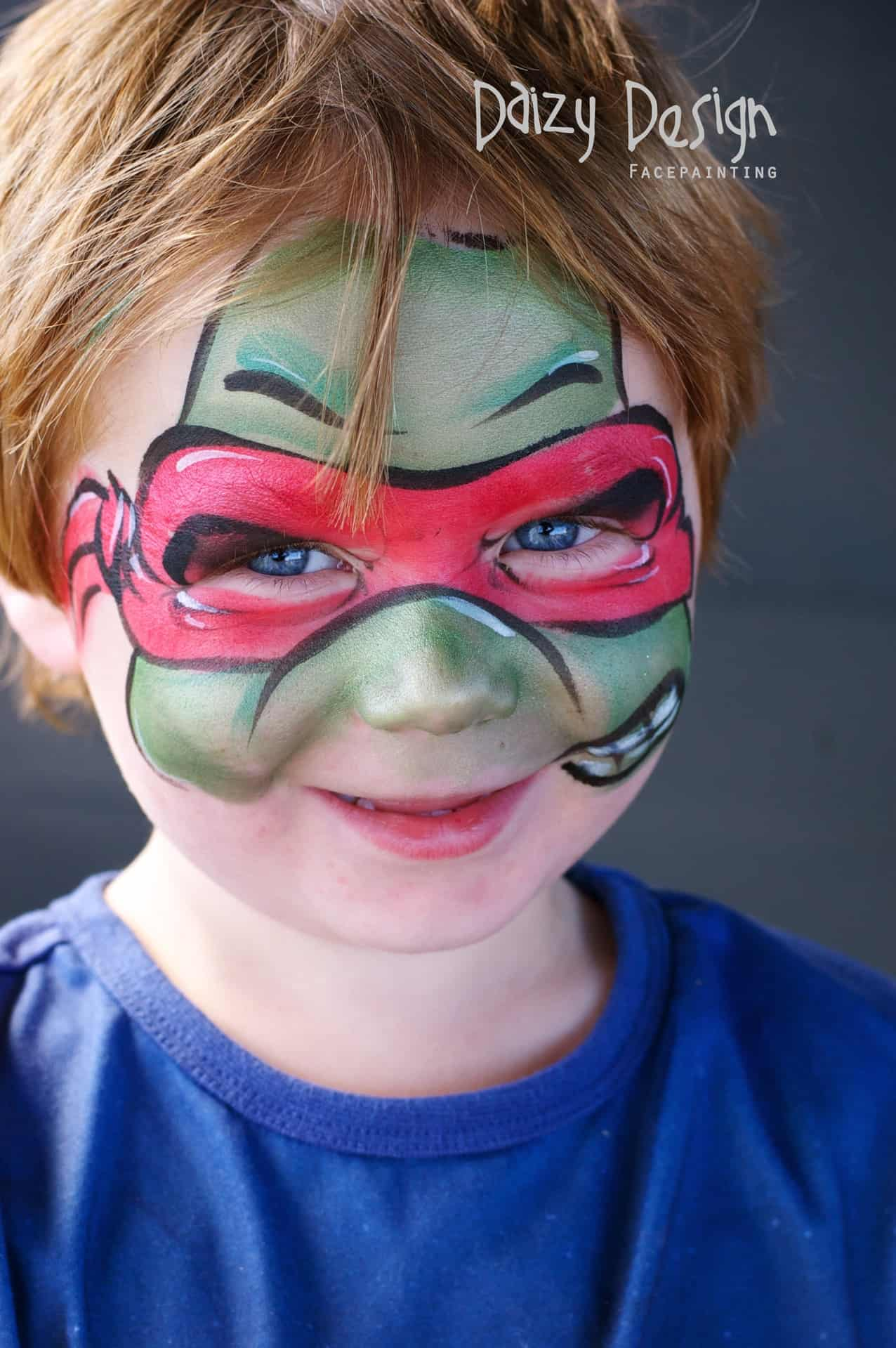 Cute Face Painting Designs For Your Kids This Summer