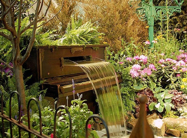 12 Creative Ways To Repurpose Piano Parts