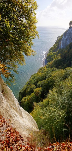 Aussicht vom Königsstuhl