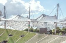 Zeltdachtour Olympiastadion München (c) BMW AG