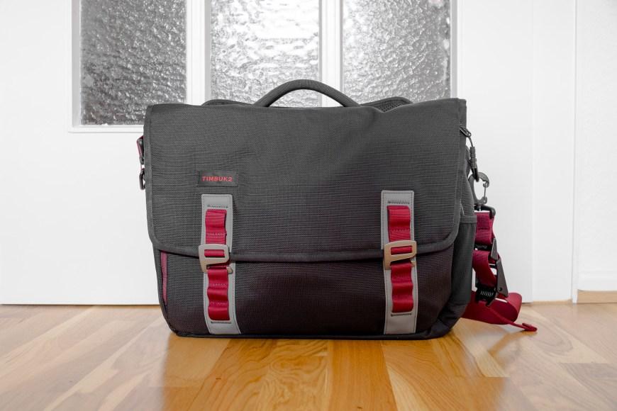 TIMBUK2 Command TSA-Friendly Messenger Bag 2015