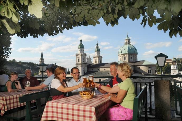 Restaurant Stieglkeller Salzburg