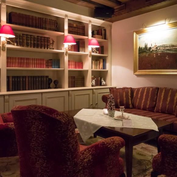 Hotel Arlberg Lech, Lounge