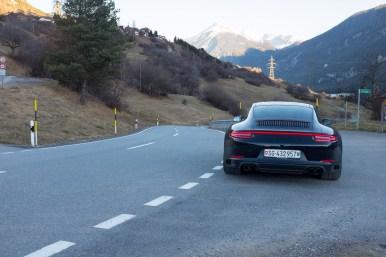Grand Resort Bad Ragaz - Porsche Ausfahrt