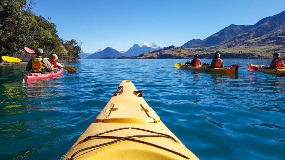 Rippled Earth Kayaking Queenstown-Glenorchy