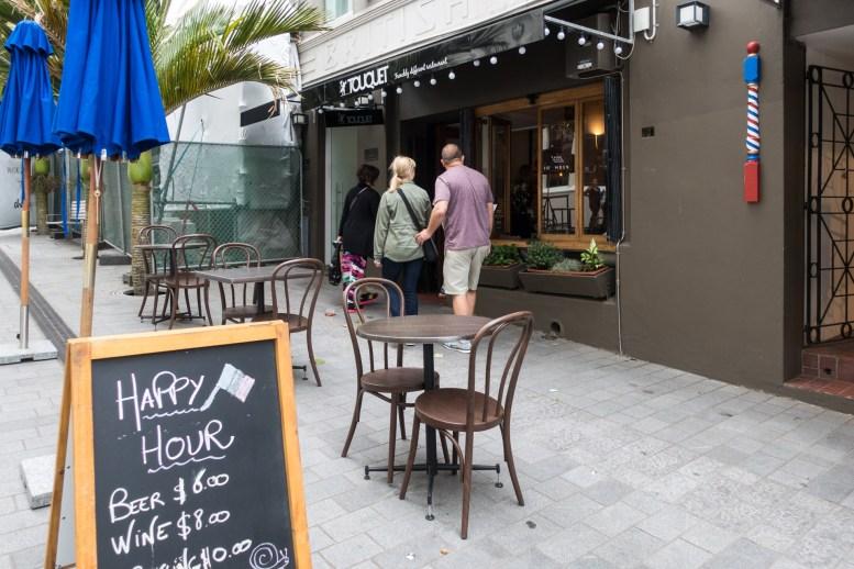 Touquet Restaurant Auckland, Neuseeland
