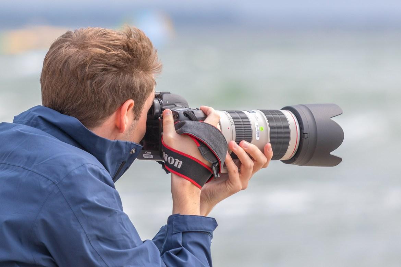Canon Workshop für Sportfotografie auf Fehmarn - Canon EOS 5D Mark IV