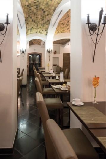 Lindner Hotel & Spa Binshof - Restaurant Salierhof